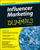 Influencer Marketing For Dummies