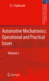 Automotive Mechatronics: Operational and Practical Issues - Volume I